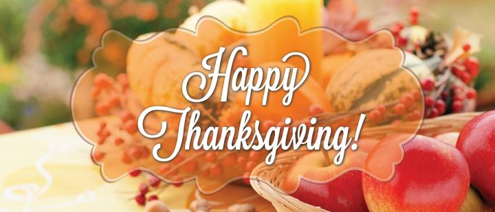 Happy Thanksgiving from StudioX